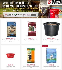 Tools & Hardware deals in the Tractor Supply Company catalog ( 1 day ago)