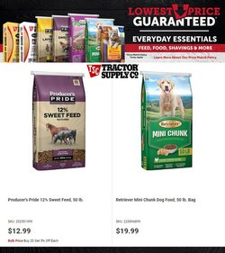 Tools & Hardware deals in the Tractor Supply Company catalog ( 2 days left)