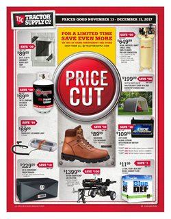 Tractor Supply Company deals in the Omaha NE weekly ad