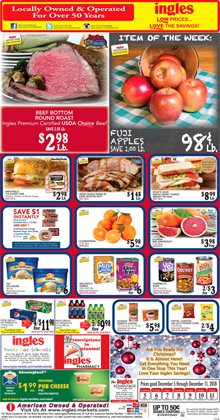 Grocery & Drug deals in the Ingles Markets weekly ad in Decatur GA