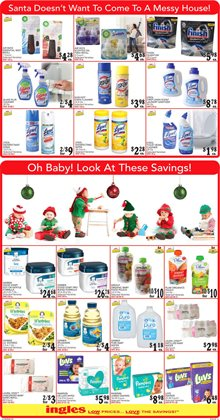 Lawn deals in the Ingles Markets weekly ad in Acworth GA