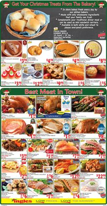Bakery deals in the Ingles Markets weekly ad in Norcross GA