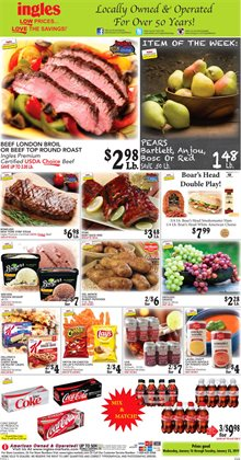Grocery & Drug deals in the Ingles Markets weekly ad in Norcross GA