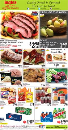 Ingles Markets deals in the Asheville NC weekly ad
