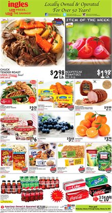 Ingles Markets deals in the Stone Mountain GA weekly ad