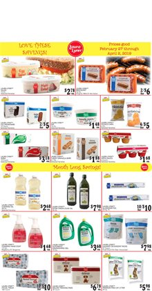 Gel deals in the Ingles Markets weekly ad in Roswell GA