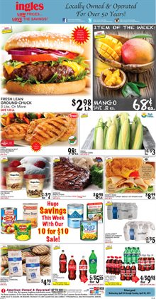 Grocery & Drug deals in the Ingles Markets weekly ad in Acworth GA