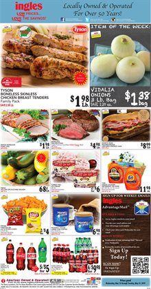 Ingles Markets deals in the Lawrenceville GA weekly ad