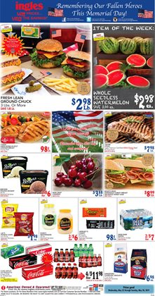 Ingles Markets deals in the Norcross GA weekly ad
