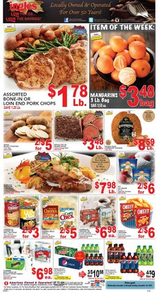 Grocery & Drug deals in the Ingles Markets weekly ad in Knoxville TN