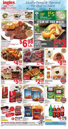 Ingles Markets deals in the Knoxville TN weekly ad