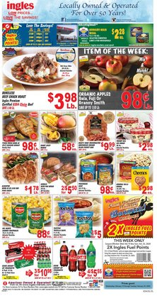 Grocery & Drug offers in the Ingles Markets catalogue in Knoxville TN ( 3 days left )