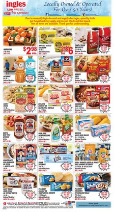 Ingles Markets catalogue ( 3 days left )
