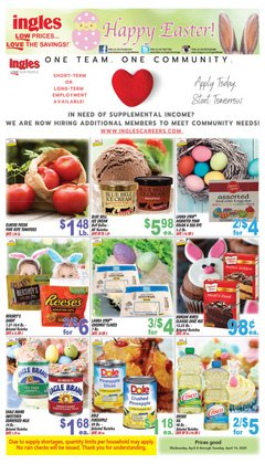 Grocery & Drug offers in the Ingles Markets catalogue in Acworth GA ( Published today )