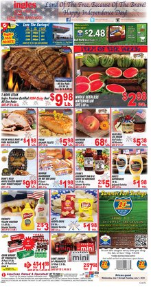 Grocery & Drug offers in the Ingles Markets catalogue in Newnan GA ( 1 day ago )
