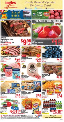Grocery & Drug offers in the Ingles Markets catalogue in Atlanta GA ( Expires today )