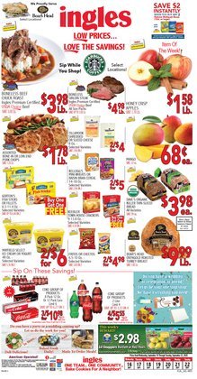 Grocery & Drug offers in the Ingles Markets catalogue in Gadsden AL ( 2 days ago )