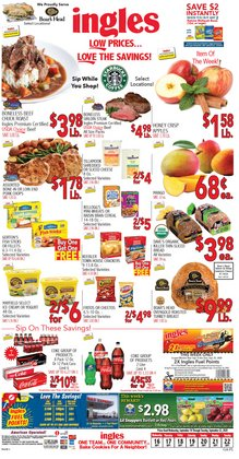 Grocery & Drug offers in the Ingles Markets catalogue in Chattanooga TN ( 2 days ago )