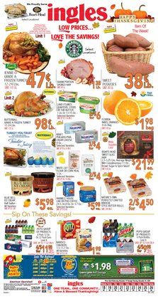 Ingles Markets catalogue in Knoxville TN ( Expires today )