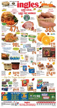 Grocery & Drug offers in the Ingles Markets catalogue in Woodstock GA ( Expires today )
