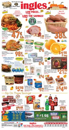 Grocery & Drug offers in the Ingles Markets catalogue in Jonesboro GA ( 2 days left )