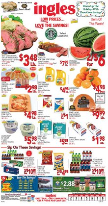 Ingles Markets catalogue ( 2 days ago )