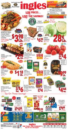 Grocery & Drug offers in the Ingles Markets catalogue in Lexington NC ( Expires tomorrow )