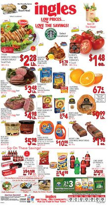 Grocery & Drug offers in the Ingles Markets catalogue in Gadsden AL ( Expires tomorrow )