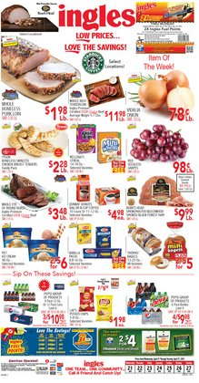 Ingles Markets catalogue ( Expires tomorrow )