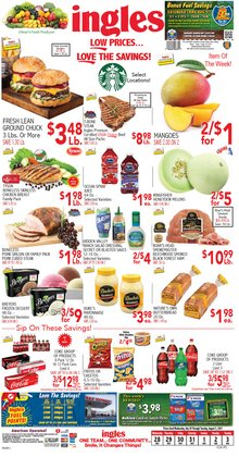 Ingles Markets deals in the Ingles Markets catalog ( Published today)