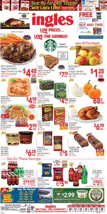 Ingles Markets deals in the Ingles Markets catalog ( 4 days left)
