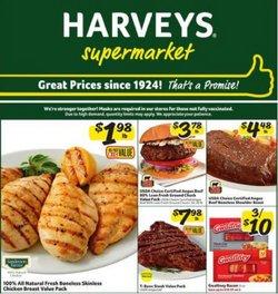 Harveys Supermarkets deals in the Harveys Supermarkets catalog ( 1 day ago)