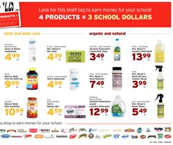 TV deals in the Hannaford weekly ad in Schenectady NY