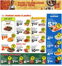 Fish deals in the Hannaford weekly ad in Poughkeepsie NY