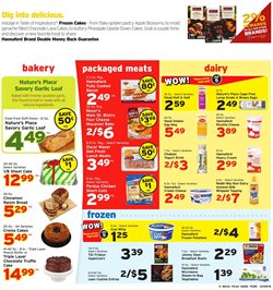Potatoes deals in the Hannaford weekly ad in Poughkeepsie NY