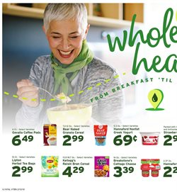 Coffee deals in the Hannaford weekly ad in Poughkeepsie NY