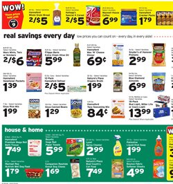 Oil deals in the Hannaford weekly ad in Poughkeepsie NY