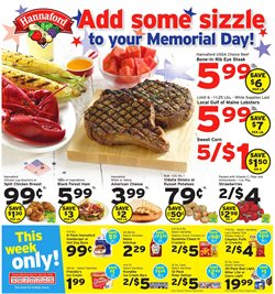 Hannaford deals in the Walden NY weekly ad