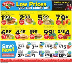 Grocery & Drug offers in the Hannaford catalogue in Albany NY ( 2 days left )