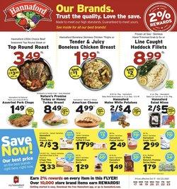Grocery & Drug deals in the Hannaford catalog ( 2 days left)