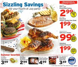 Hannaford deals in the Manchester NH weekly ad