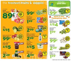Hannaford deals in the South Burlington VT weekly ad