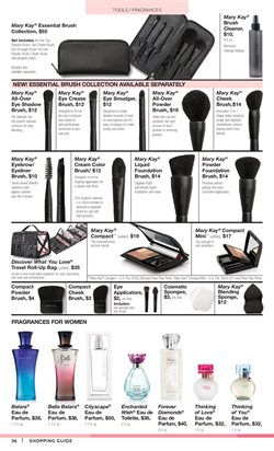 Cleaners deals in the Mary Kay weekly ad in Minneapolis MN