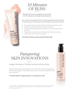 Gel deals in the Mary Kay weekly ad in New York
