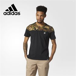 T-shirt deals in the Adidas weekly ad in Sterling VA