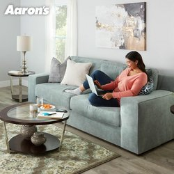 Home & Furniture offers in the Aaron's catalogue in San Francisco CA ( Expires tomorrow )