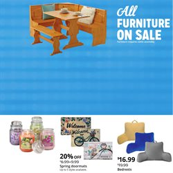 Candle deals in the Kmart weekly ad in New York