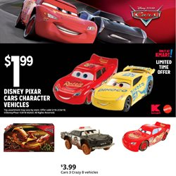Minnie Mouse games deals in the Kmart weekly ad in New York