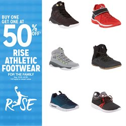 Footwear deals in the Kmart weekly ad in New York