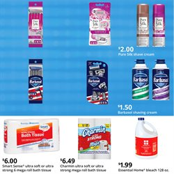 Bleach deals in the Kmart weekly ad in New York
